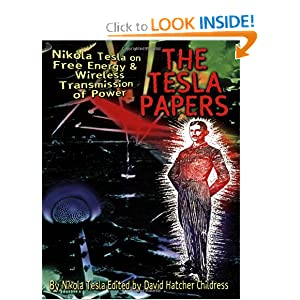 Click to buy Tesla Inventions: <b>book</b> The Tesla Papers <b>Paperback</b> from Amazon!