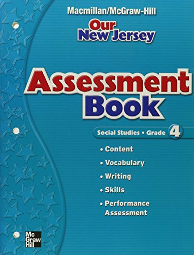 New Jersey Assessment Book