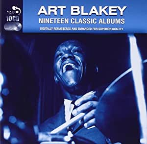 19 Classic Albums - Art Blakey