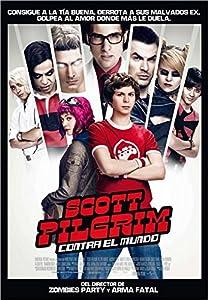 Scott Pilgrim contra el mundo [Blu-ray]
