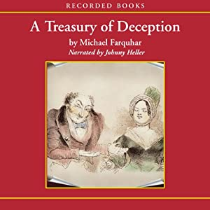 A Treasury of Deception | [Michael Farquhar]