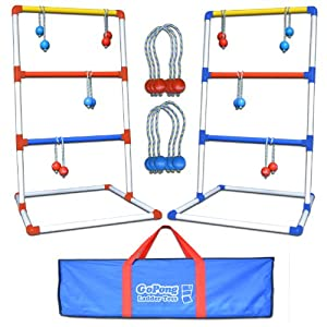 GoSports Premium Ladder Toss Game (includes carrying case)