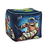 Teenage Mutant Ninja Turtles Dark Ninja Printed Pouf Ottoman