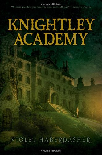 Cover of Knightley Academy