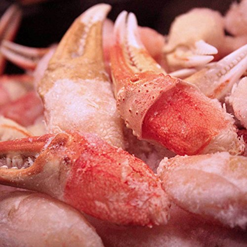 Snow Crab Claws Wild Caught Frozen At Sea 2 Lb. Bag