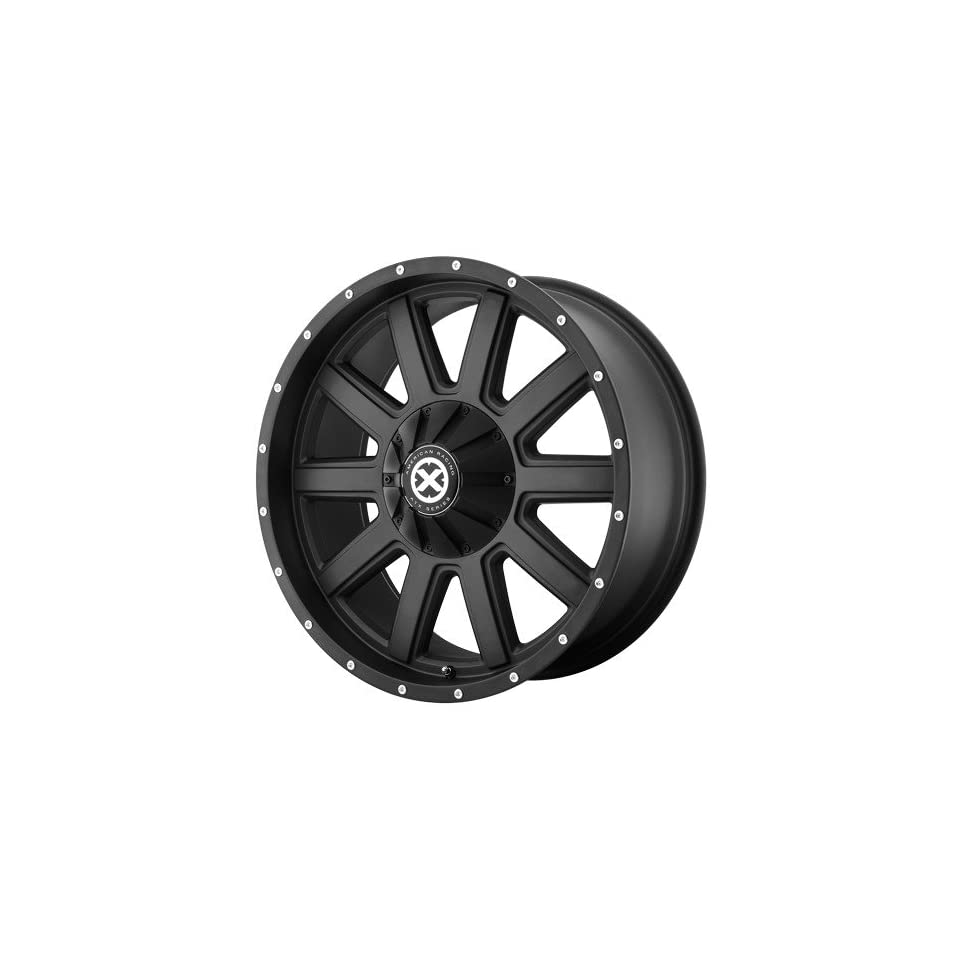 American Racing ATX Force 20x9 Teflon Wheel / Rim 8x170 with a  12mm Offset and a 125.50 Hub Bore. Partnumber AX80529087612N