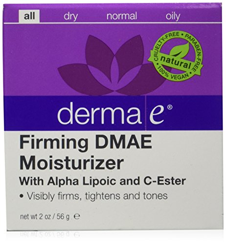 DERMA E Firming DMAE Moisturizer with Alpha Lipoic and C-Ester 2 oz