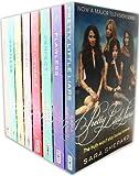 Sara Shepard pretty little liars 8 Books Collection Pack Set RRP: 62.17 (Kil...