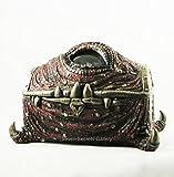 Dragon Eye & Claws Trinket Stash Box | Mimic | Bronzed Figurine Ornament | Eye of Smaug