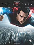 Man of Steel: Sheet Music Selections from the Original Motion Picture Soundtrack: Piano Solos