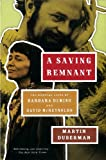 A Saving Remnant (1595587764) by Duberman, Martin