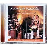 Djembé Art CD 'Santa Maria' zum afrikanischen Djembé Trommeln lernen