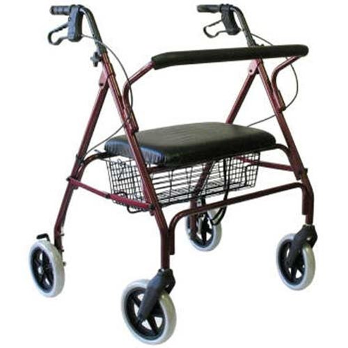 Karman Healthcare Bariatric Rollator Walker -