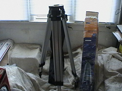 Cummins Professional Aluminium 5 Foot Tall Transit Tripod For Construction Survey front-34214