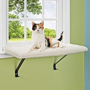Http Amazon Com Kitty Window Seat Perch Shelf Dp B017ab6nts