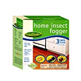 United Industries 122378 Green Thumb 3-Pack Indoor Bug Fogger, 2-Ounce