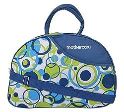 Wonderkart Mothercare Multi Purpose Premium Diaper Shoulder Bag - Blue