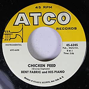 Bent Fabric - Bent Fabric & His Piano: Alley Cat - Amazon.com Music