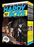 img - for Sea You, Sea Me!/Hyde and Shriek/The Opposite Numbers/Board to Death (Hardy Boys Graphic Novels: Undercover Brothers 5-8) book / textbook / text book