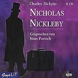 Image de Nicholas Nickleby, 11 Audio-CDs