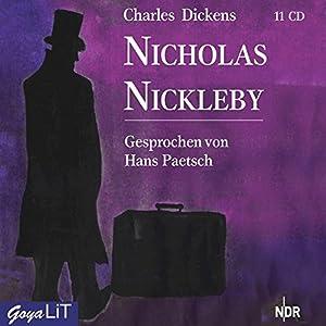 Nicholas Nickleby, 11 Audio-CDs