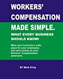 img - for Worker's Compensation made simple.: What every business should know book / textbook / text book