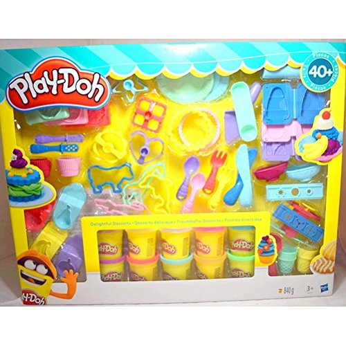 great-gift-for-kids-desserts-40-pieces-10-tubs-play-doh-creative-toy-playset-game-play-educational-c