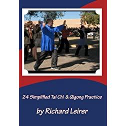 24 Simplified Tai Chi with Qigong Practice