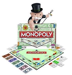 Parker - Jeu de société - Monopoly Standard