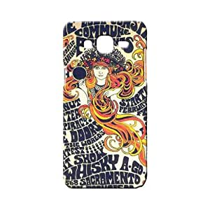 G-STAR Designer 3D Printed Back case cover for Samsung Galaxy A3 - G5218