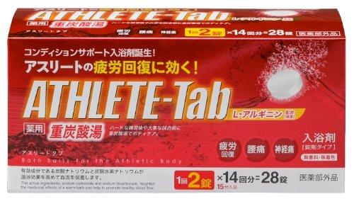 紀陽 薬用athlete タブ 28P
