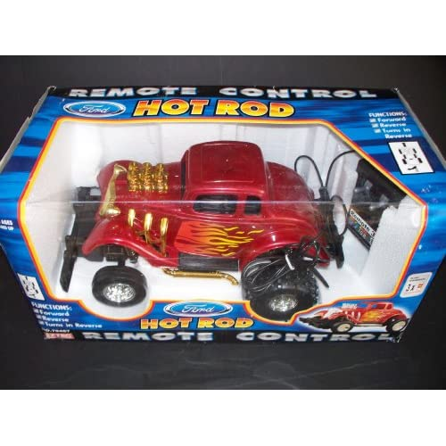 Remote Control Ford Hot Rod