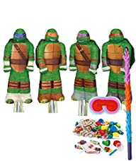 Teenage Mutant Ninja Turtles Shaped P…