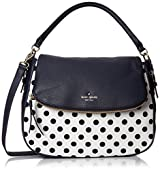 kate spade new york Cobble Hill Canvas Dot Devin Top-Handle Bag