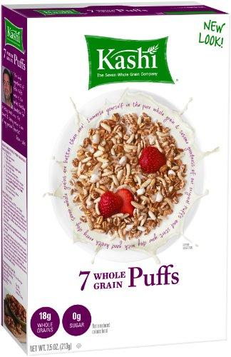 Kashi whole grain puffs