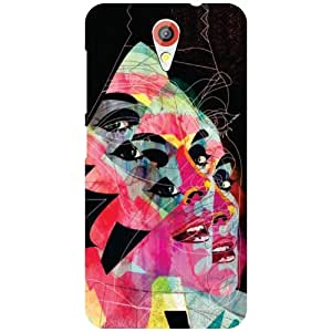 Back Cover For HTC Desire 620 -(Printland)