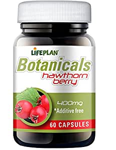 Lifeplan Hawthorn Berry 400mg 60 Caps