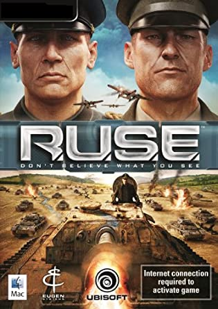 R.U.S.E MAC [Online Game Code]