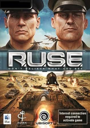 R.U.S.E MAC [Online Game Code]