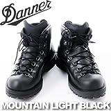 BLACK US8(26cm) ダナー マウンテンライト ブラック D-31520X DANNER MOUNTAIN LIGHT BLACK アウトドアー トレッキング 登山靴