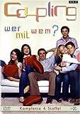 Coupling - Wer mit wem? - Komplette 4. Staffel (2 DVDs)