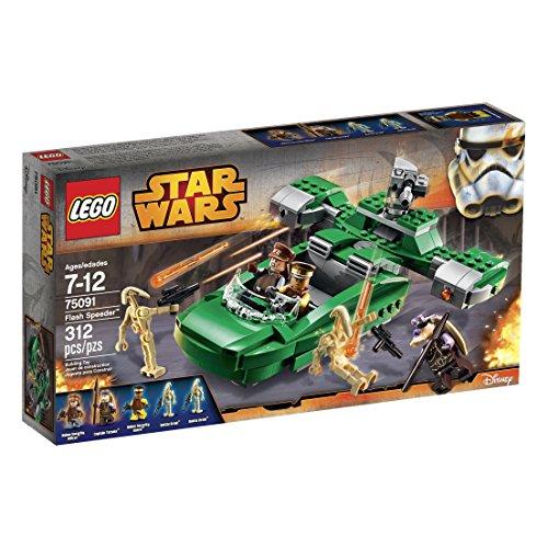 LEGO-Star-Wars-Flash-Speeder-75091-Building-Kit