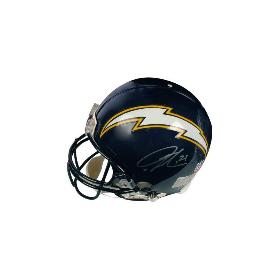 LaDainian Tomlinson San Diego Chargers Autographed Replica Mini Helmet