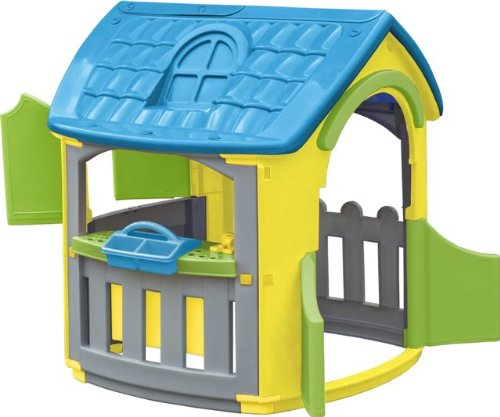 Tot's Play Workshop Playhouse
