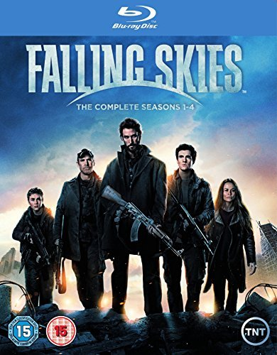 Falling Skies - Season 1-4 [Blu-ray] [2015] [Region Free]