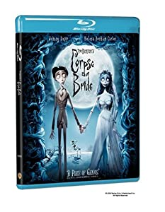 Tim Burtons Corpse Bride Blu-ray from Warner Home Video