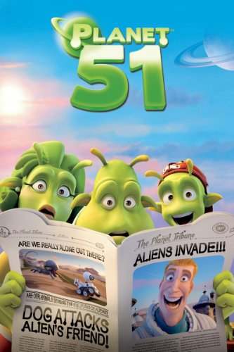 Planet 51: Life On Planet 51