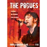 live / The Pogues CCDVD 760
