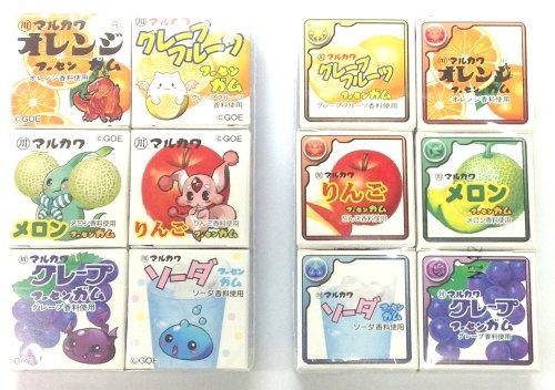 パズドラ6マーブルガム 15個入りBOX (ガム)