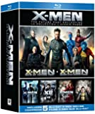 X-Men: The Future Past Collection (X-Men / X2 / X-Men 3: The Last Stand / X-Men: First Class / X-Men: Days of Future Past) [Blu-ray] (Bilingual)
